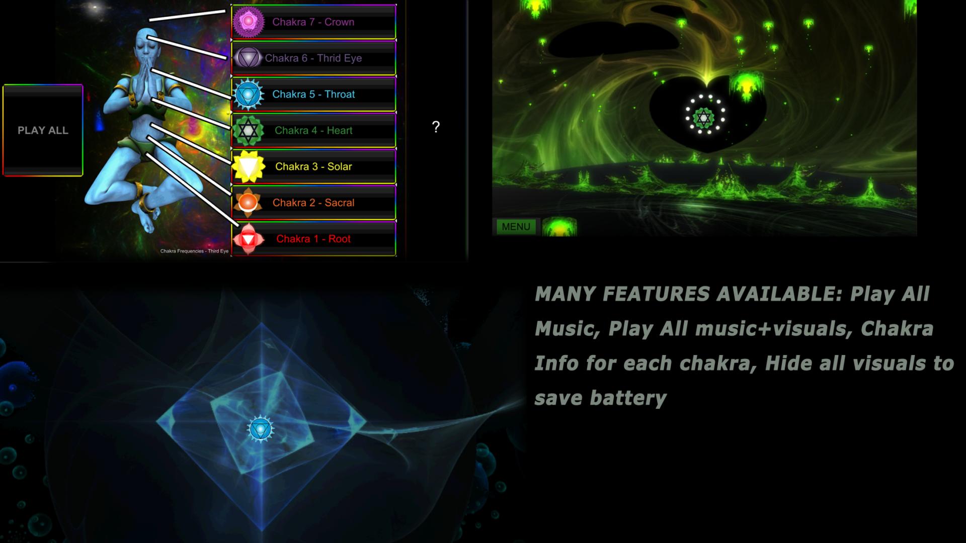 Chakra Frequencies Promo Image